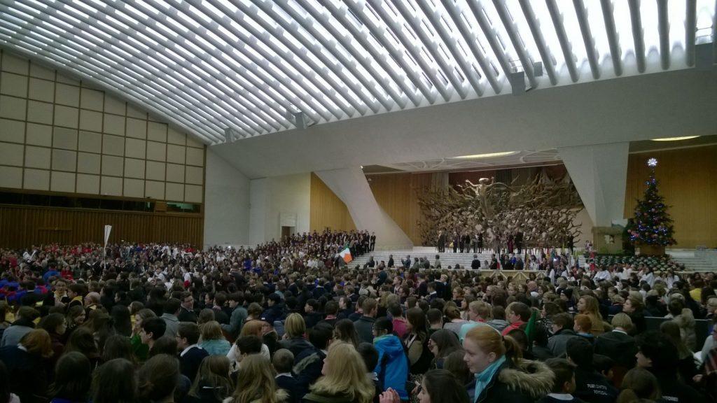 Congrès International des Pueri Cantores à Rome (2015)